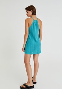 PULL&BEAR - Cocktail dress / Party dress - turquoise - 2