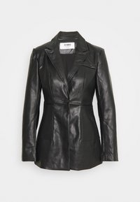 4th & Reckless - KAYDEN - Faux leather jacket - black - 0