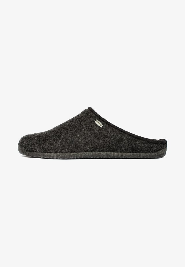 PANTOUFLE ISFELD - Mules - anthracite
