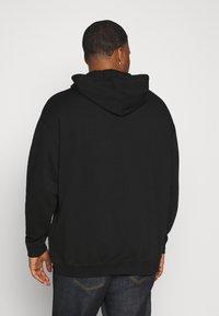 Pier One - Hoodie - black - 2