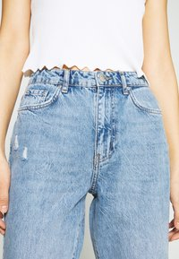 Gina Tricot - DAGNY HIGHWAIST - Jeans relaxed fit - blue - 7