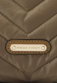 Rebecca Minkoff - EDIE XBODY - Across body bag - military - 4