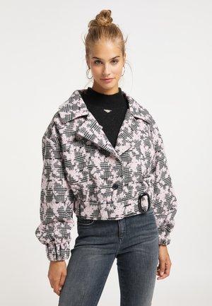 Light jacket - hellrosa