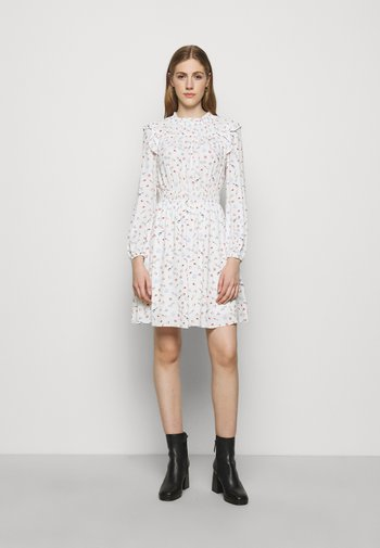 RUSTINI - Day dress - blanc