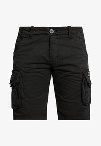Alpha Industries - CREW - Shorts - black - 4