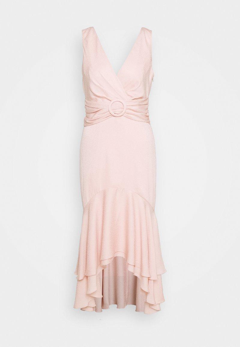 Forever New - SIENNA BUCKLE MIDI DRESS - Day dress - blush