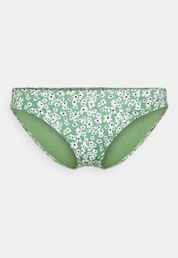 Bikiniunderdel - green