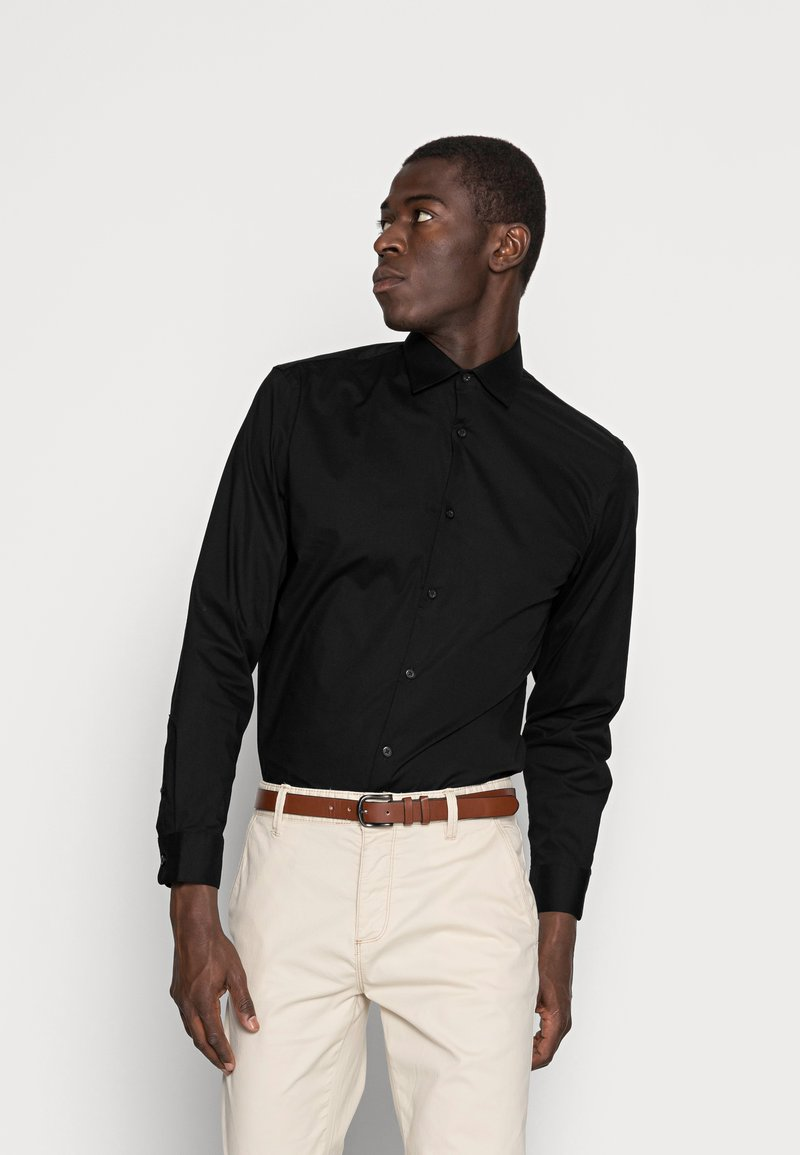 Selected Homme - SLHSLIMBROOKLYN - Camicia elegante - black