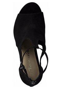 Tamaris - Sandals - black - 3