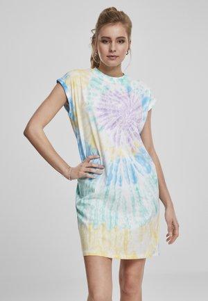 Jersey dress - pastel