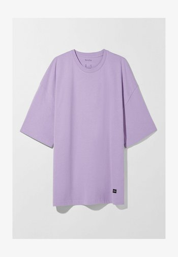 OVERSIZED - Basic T-shirt - mauve