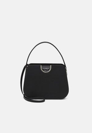LISABORSA TOP HANDLE - Handbag -  black