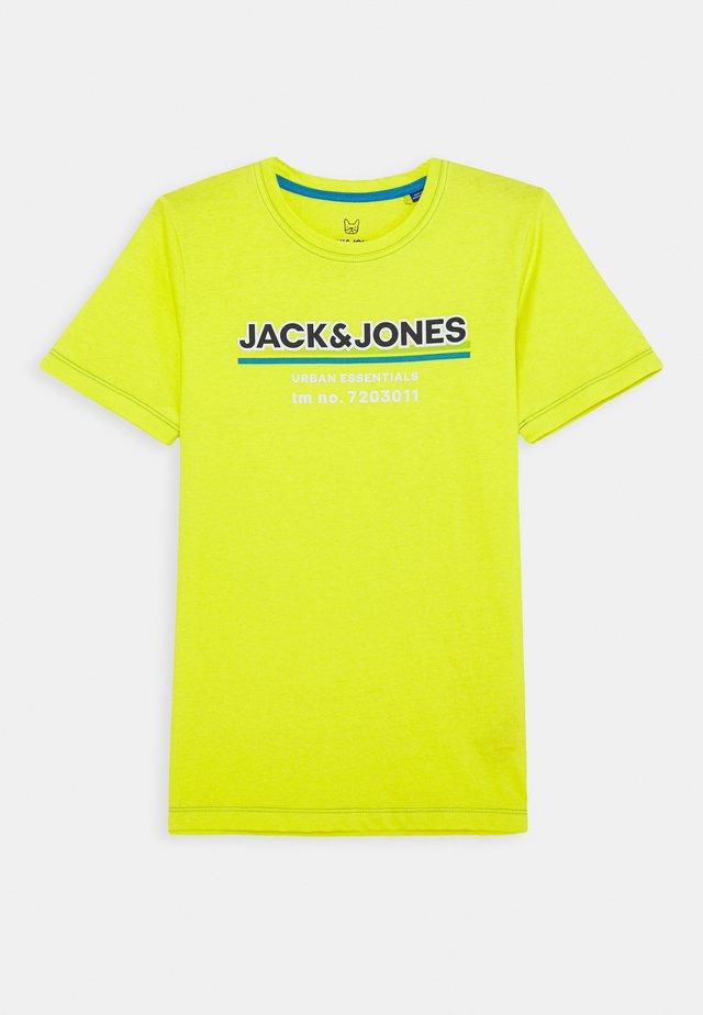 JCOSHADE TEE CREW NECK - T-shirts print - sulphur spring