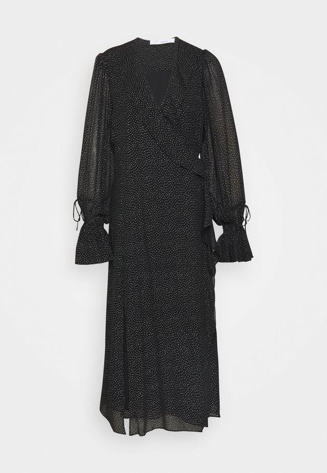 SHARK - Day dress - black