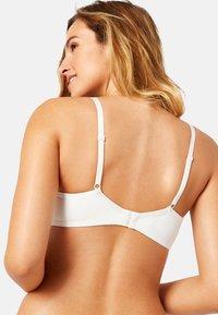 Black Limba - CANTORIA - T-shirt bra - white - 1