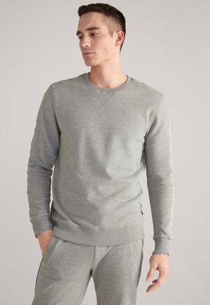 STAN - Sweatshirt - grau meliert