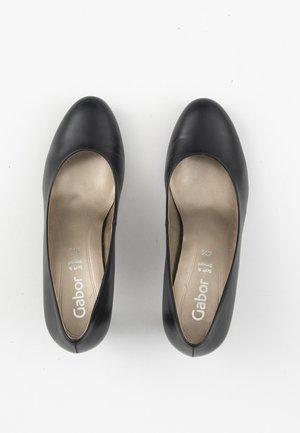 Tacones - black