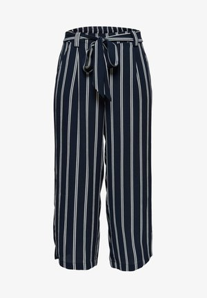 ONLWINNER PALAZZO CULOTTE PANT - Trousers - blue
