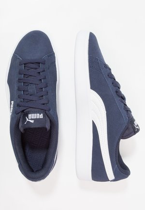 SMASH - Sneaker low - peacoat/white