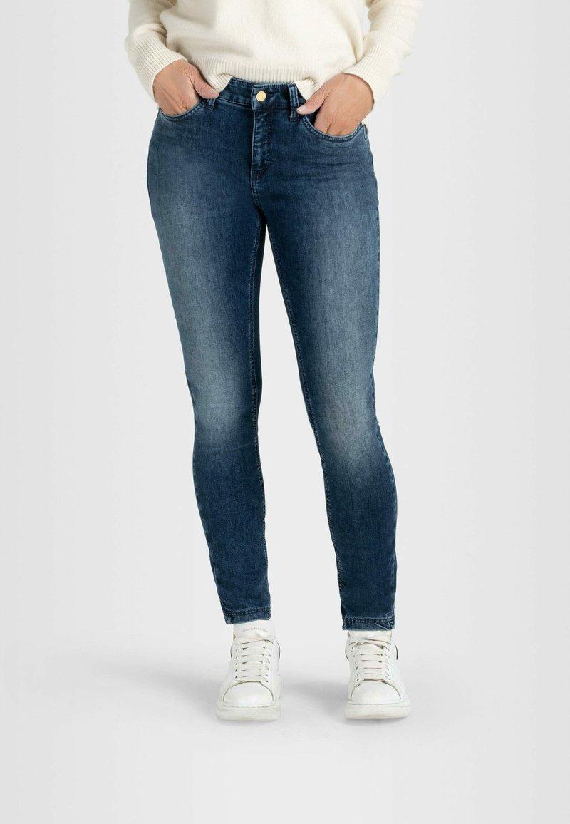 MAC - DREAM AUTHENTIC - Jeans Skinny Fit - blau