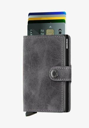 Wallet - vintage grey
