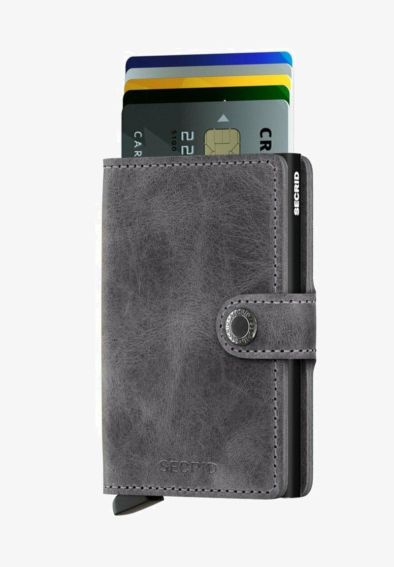 Secrid - Wallet - vintage grey