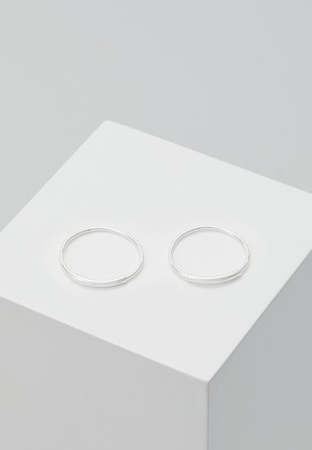 EARRINGS RAQUEL PLATED - Earrings - silver-coloured