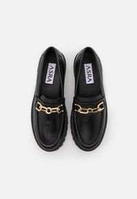 ASRA - FREYA - Slippers - black - 5
