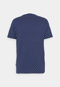 Pier One - Print T-shirt - dark blue - 7