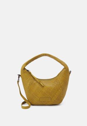 HOBO S - Handbag - mustard yellow