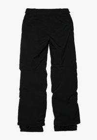 O'Neill - ANVIL PANTS - Täckbyxor - black out - 1