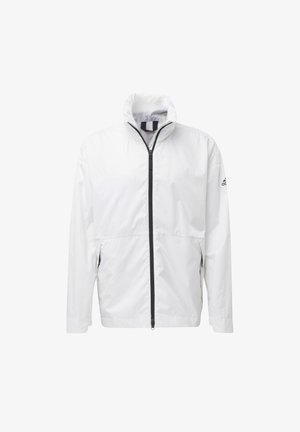 URBAN WIND.RDY JACKET - Training jacket - white