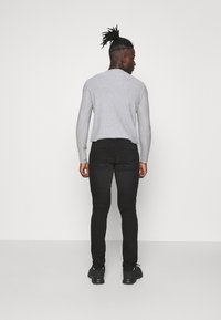 Blend - JET FIT - Slim fit jeans - denim black - 2
