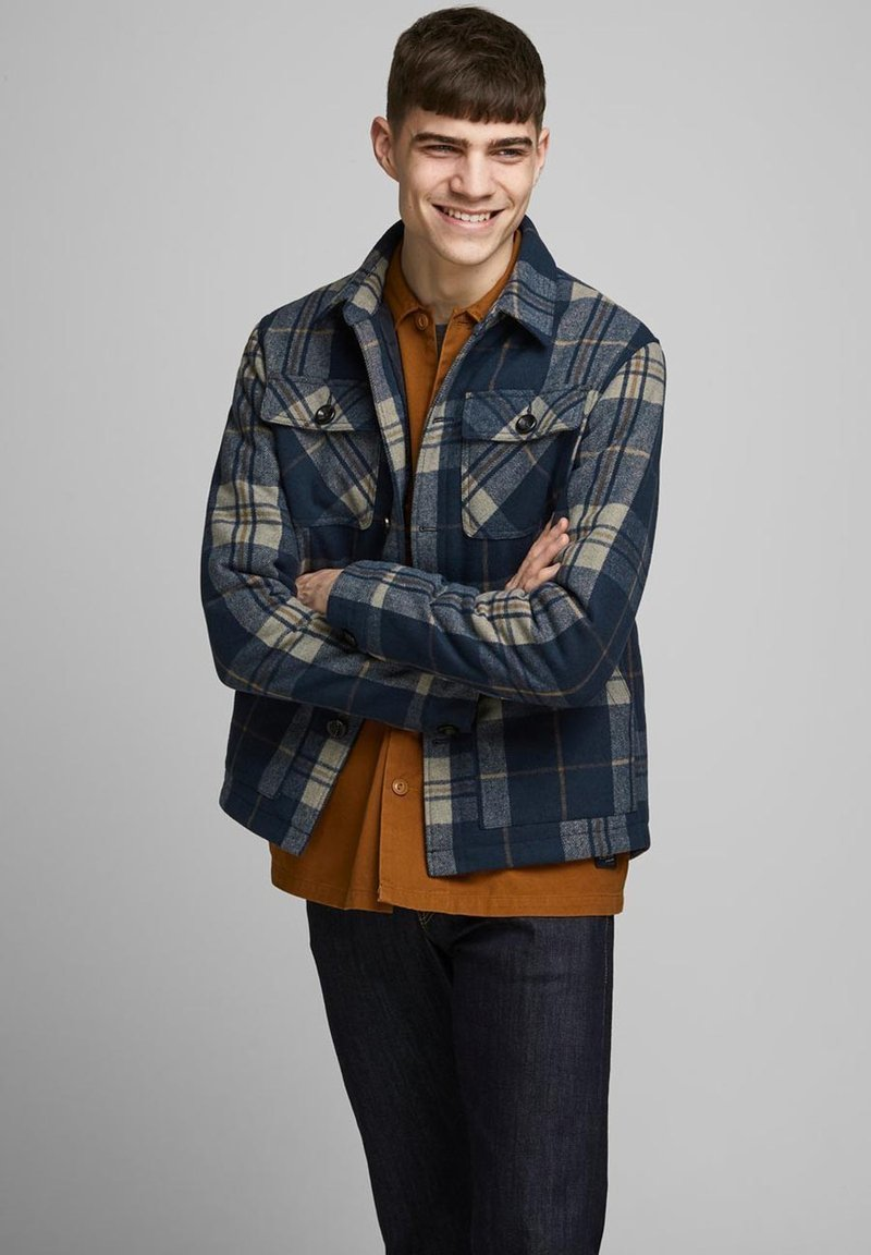 Jack & Jones - Summer jacket - navy blazer