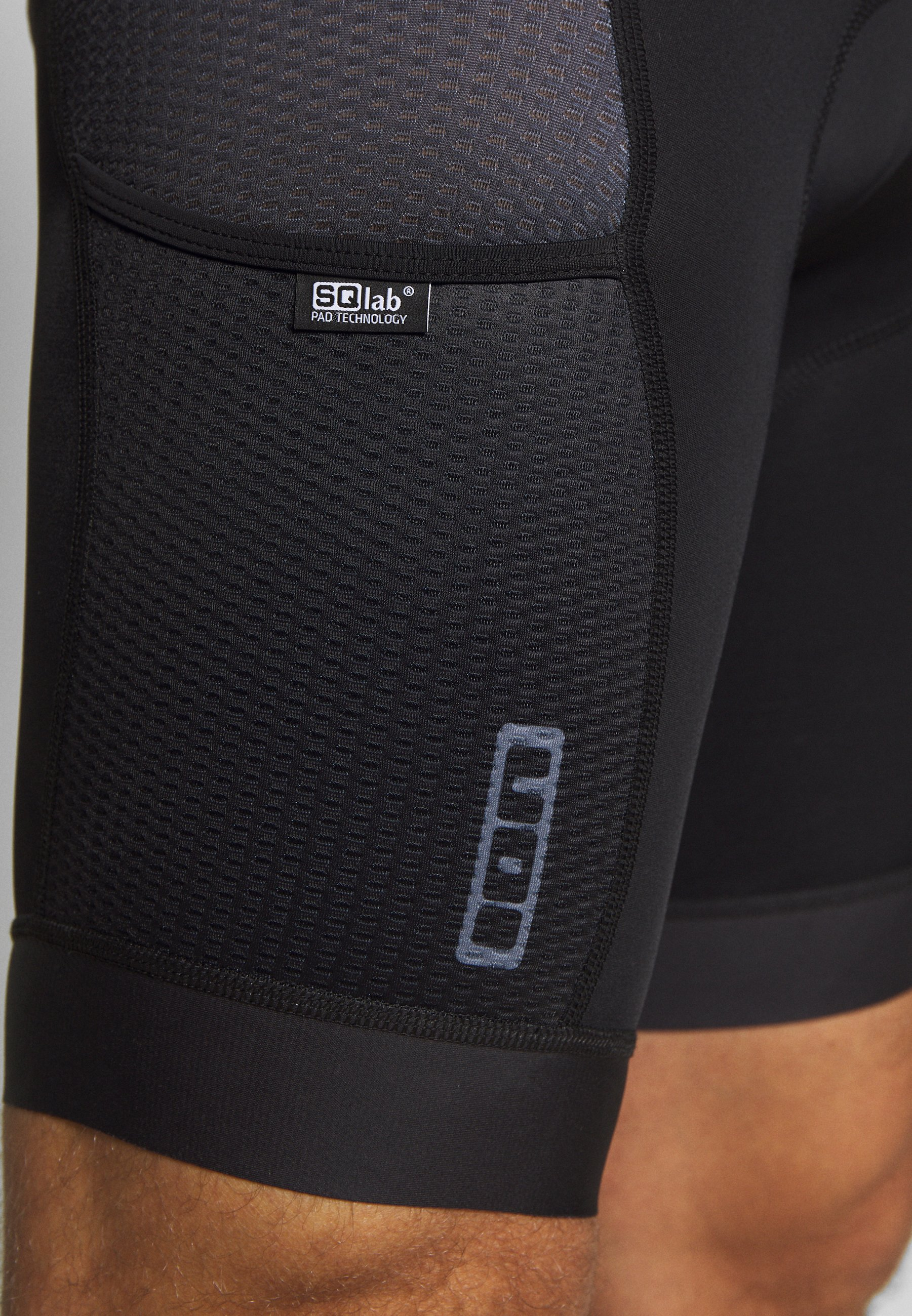 ION IN-BIBSHORTS PAZE - Collants - black