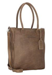 Cowboysbag - LAPTOPFACH - Tote bag - storm grey - 2