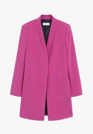 FROZEN - Short coat - fuchsia
