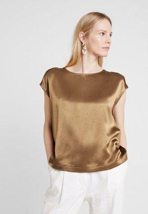 ZLORIA - Bluser - golden caramel