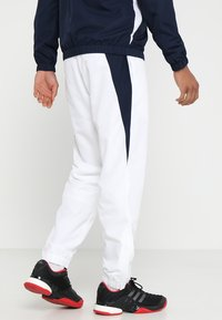 Lacoste Sport - TRACKSUIT - Tracksuit - navy blue/white white - 4
