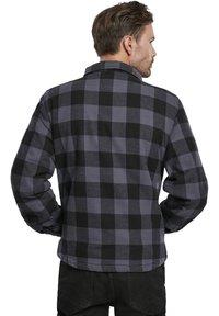Brandit - Denim jacket - black/grey - 1