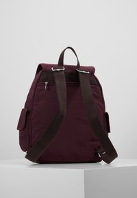 Kipling - CITY PACK S - Reppu - dark plum - 2