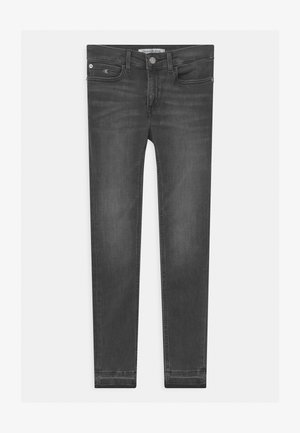 SUPER SKINNY INFINITE - Jeans Skinny Fit - grey