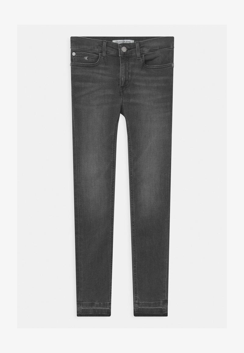 Calvin Klein Jeans - SUPER SKINNY INFINITE - Jeans Skinny Fit - grey