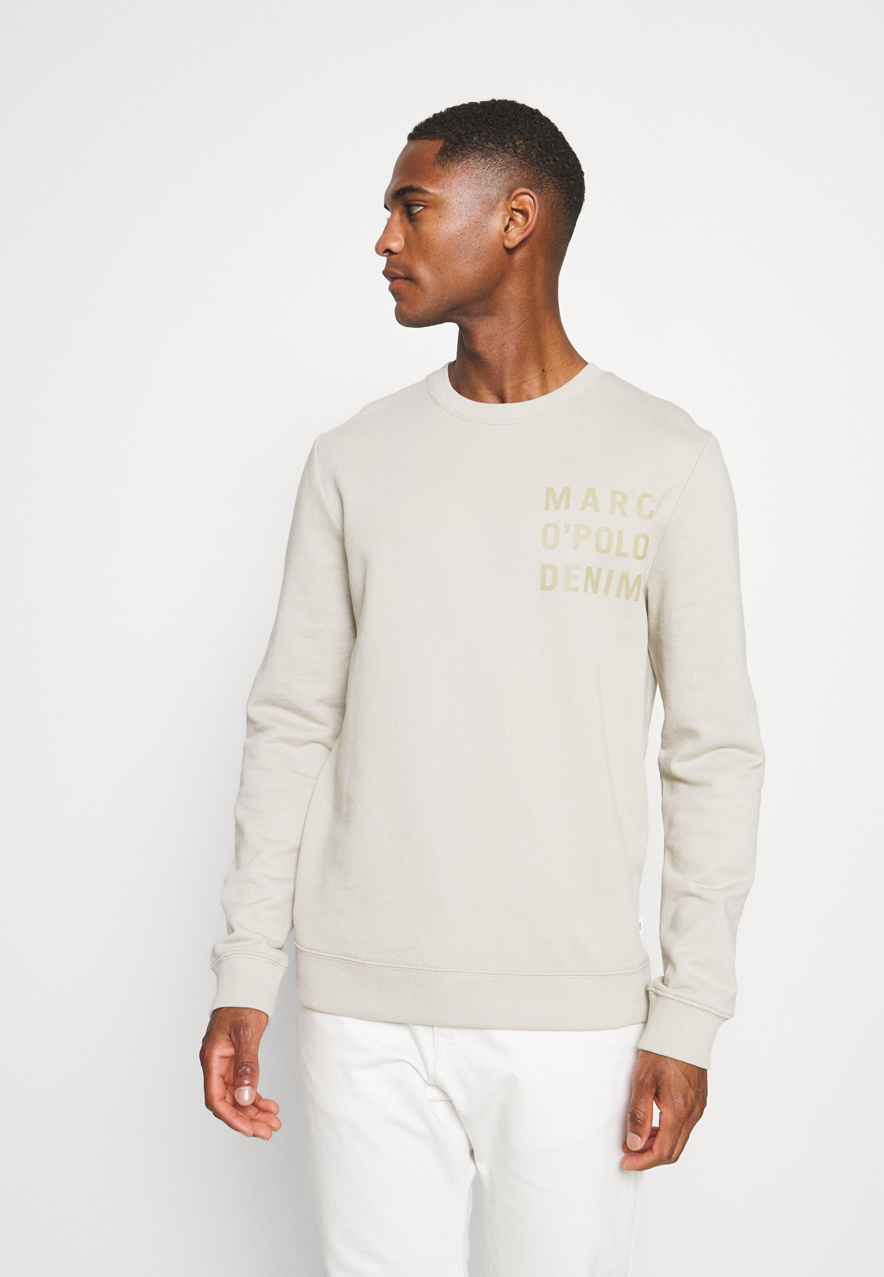 Homme LOGO PRINT - Sweatshirt