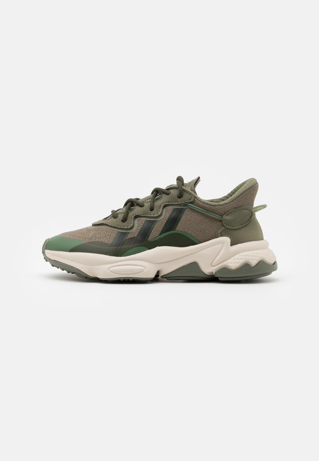 OZWEEGO SPORTS INSPIRED SHOES UNISEX - Sneakers laag - legend green/core brown/night cargo