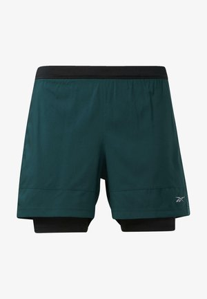 Sports shorts - forgrn