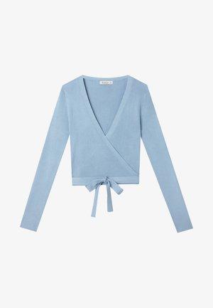 Neuletakki - blue