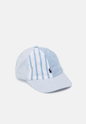BASEBALL APPAREL ACCESSORIES HAT UNISEX - Czapka z daszkiem - blue