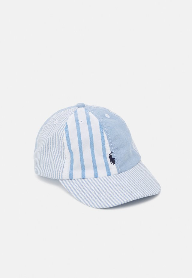 BASEBALL APPAREL ACCESSORIES HAT UNISEX - Kšiltovka - blue