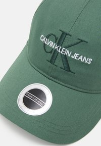 Calvin Klein Jeans - MONOGRAM UNISEX - Cap - green - 3